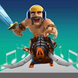 Smash Monsters : Legend Music