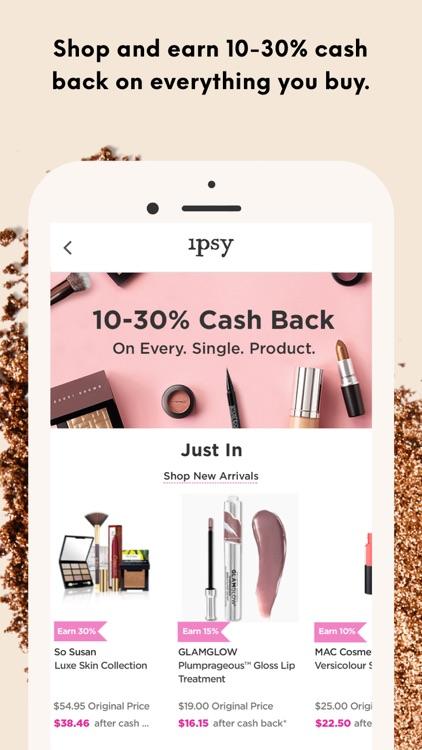 ipsy - Beauty, makeup & tips screenshot-5