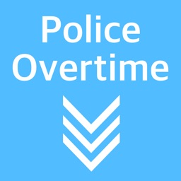Police Overtime England Wales
