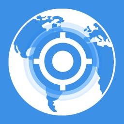 World GPS coordinates UTM