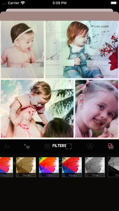 Photo Funia Collage Makerのおすすめ画像4