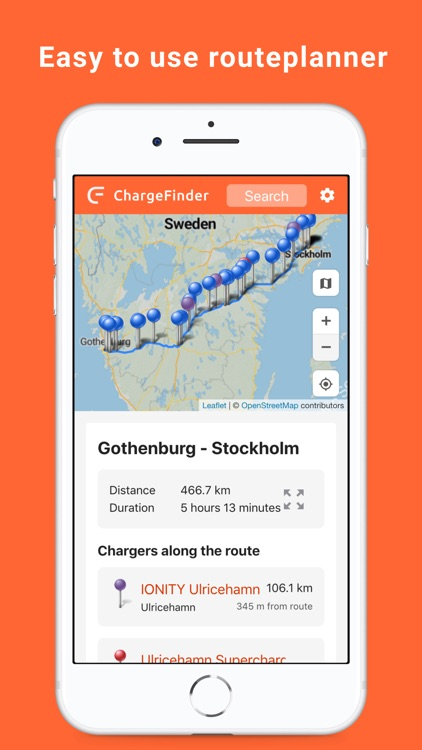 ChargeFinder: Public Charging screenshot-3