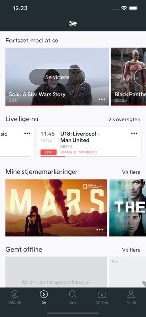 Viaplay i App Store