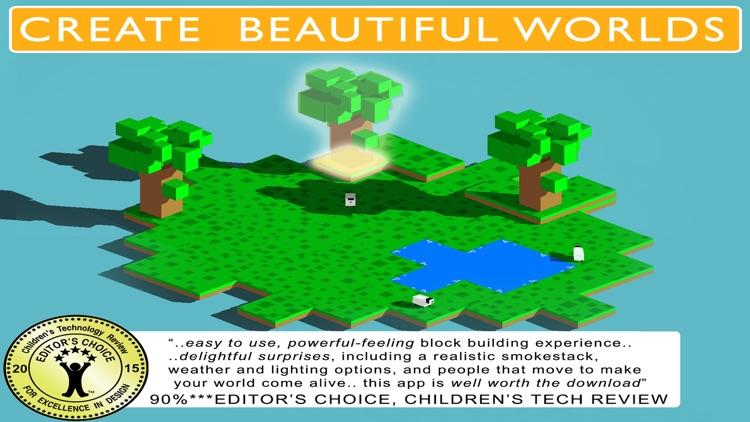Blox 3D World Creator screenshot-0