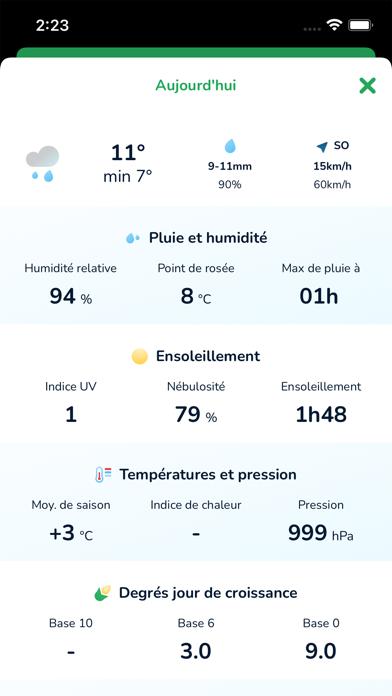 La météo agricoleのおすすめ画像4