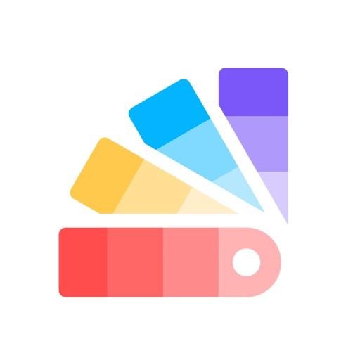 ChinaColors - China Color Card
