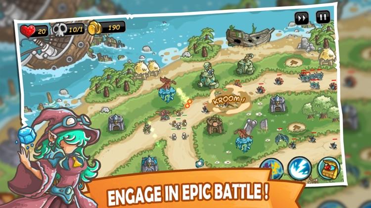 Kingdom Defense 2: Empires screenshot-5