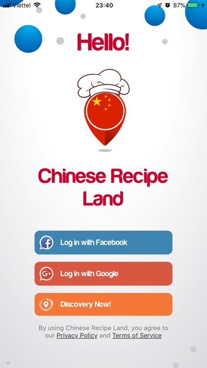 Chinese Recipe Land screenshot-3