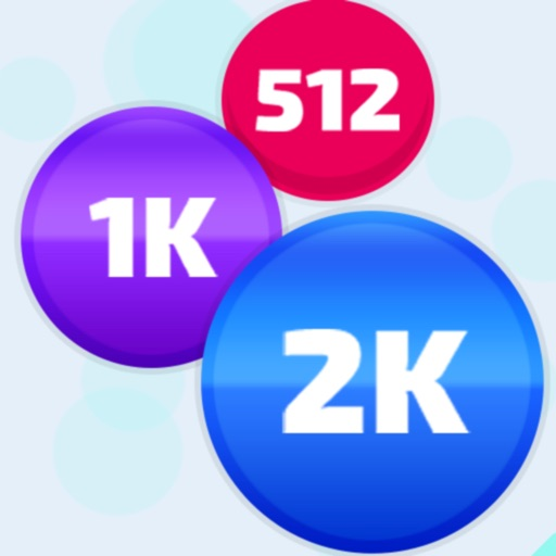 Merge Dots IQ - match numbers