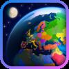 Earth 3D - World Atlas - 3Planesoft