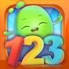 数字数え方の幼児向け知育アプリ・3歳以上の幼児向け英語ゲーム