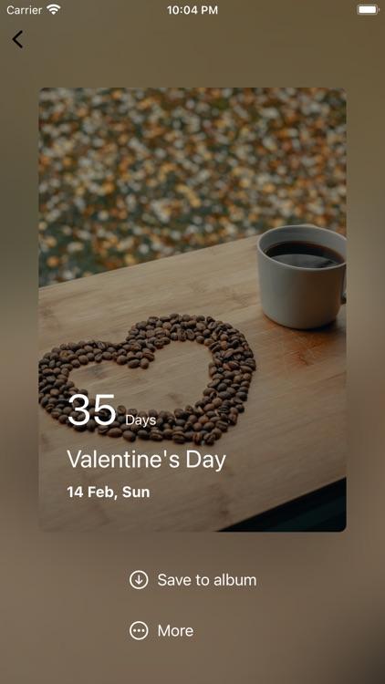 LemonDays - Event Countdown screenshot-3