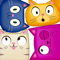 App Icon for Cat Stack App in Germany IOS App Store