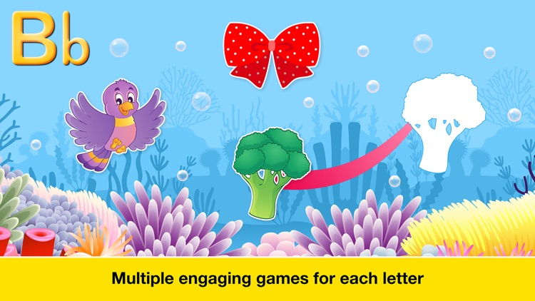 ABC Alphabet Learning for Kids screenshot-6