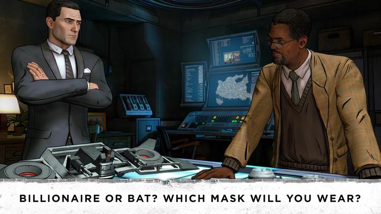 Batman - The Telltale Series screenshot-4