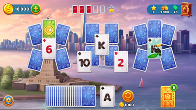 Solitaire Cruise ソリティア カードゲームのスクリーンショット3