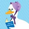 鹅妈妈童谣绘本-英语故事学习
