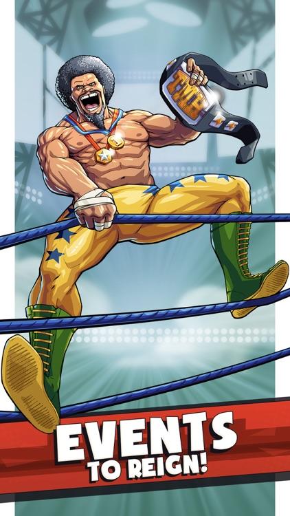 The Muscle Hustle: Wrestling screenshot-3