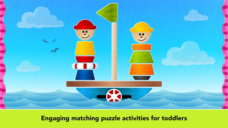 Toddler puzzles games for kids screenshot-6