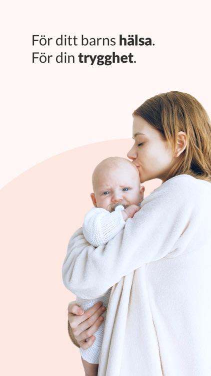 Knodd - Trygg barnhälsa & vård screenshot-7