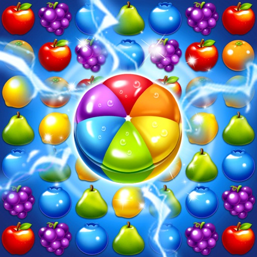 Fruits Magic : Match 3 Puzzle