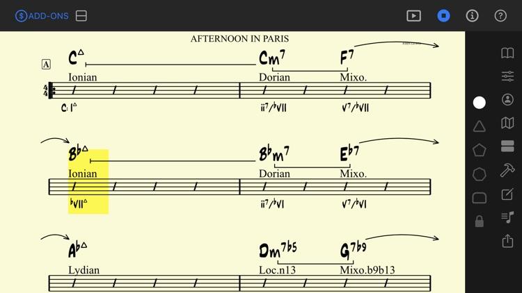 Mapping Tonal Harmony Pro screenshot-9