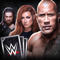App Icon for WWE SuperCard App in Slovenia IOS App Store