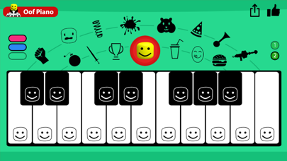 Oof Piano for Roblox screenshot one