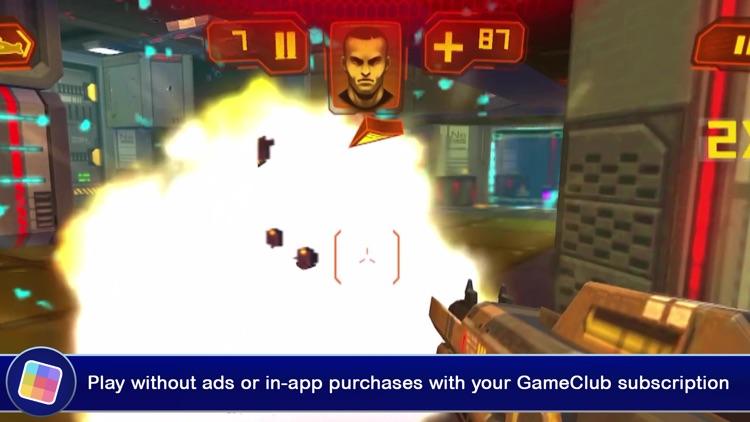 Neon Shadow - GameClub screenshot-7