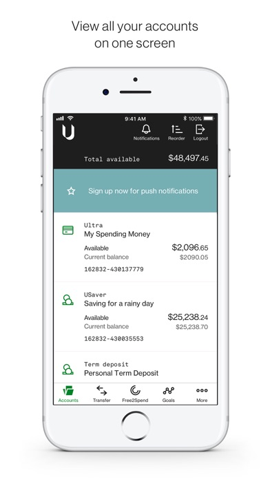 Download UBank Mobile Banking for Pc