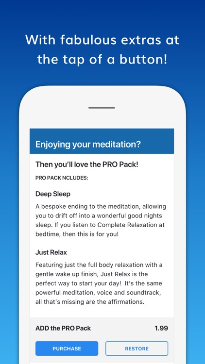 Complete Relaxation: Lite screenshot-2