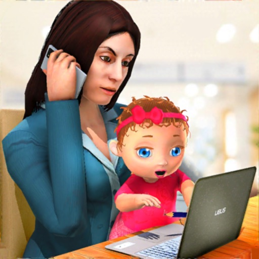 Mother's Office Job Simulator