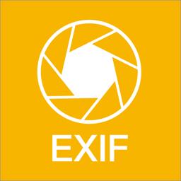 Ícone do app Power Exif-Ver fotos EXIF