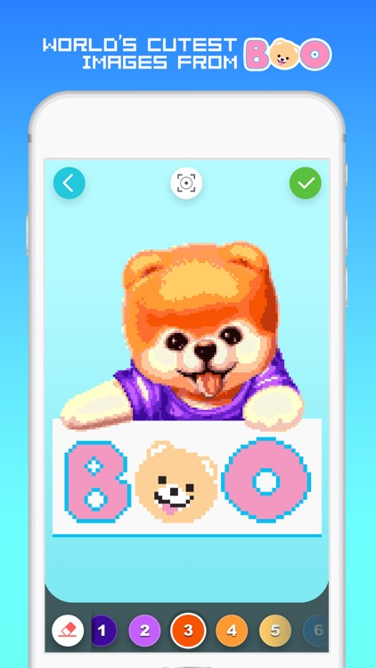 RAINBOW Color by Number screenshot-5