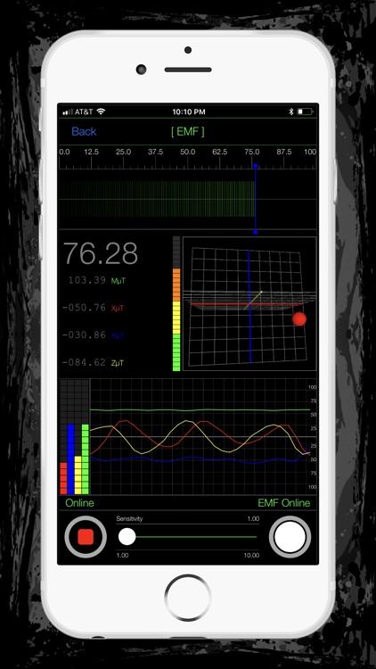 Ghost Science M3 screenshot-5