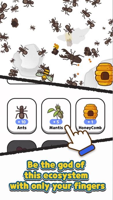 Ants and Mantis screenshot 3