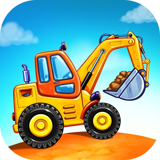Build a House for Tractor Game
