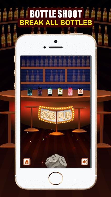 Bottle Shoot Game Forever screenshot-3