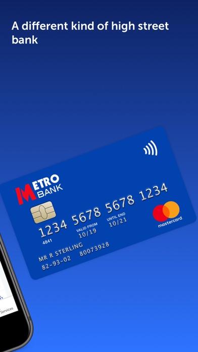 Screenshot #2 pour Metro Bank