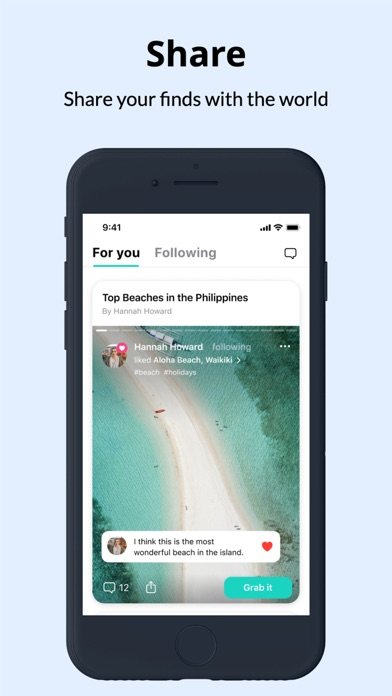 messages.download Grabbd- Social Foodie & Travel software