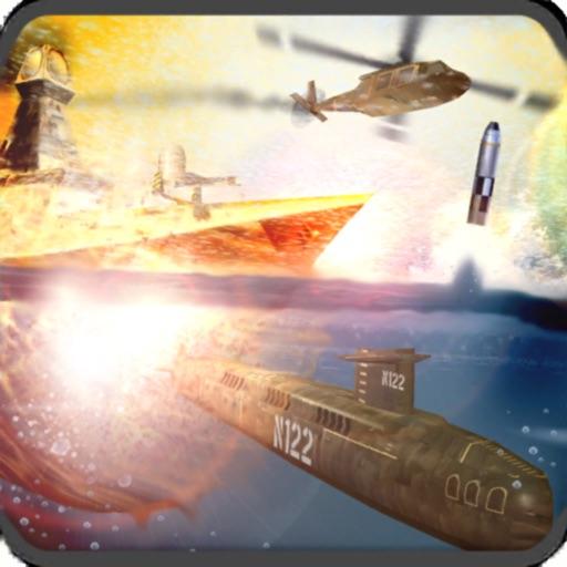 Nuke Submarine Hunter