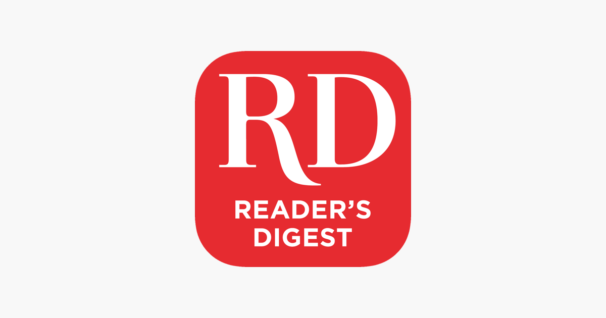 Readers Digest On The App Store