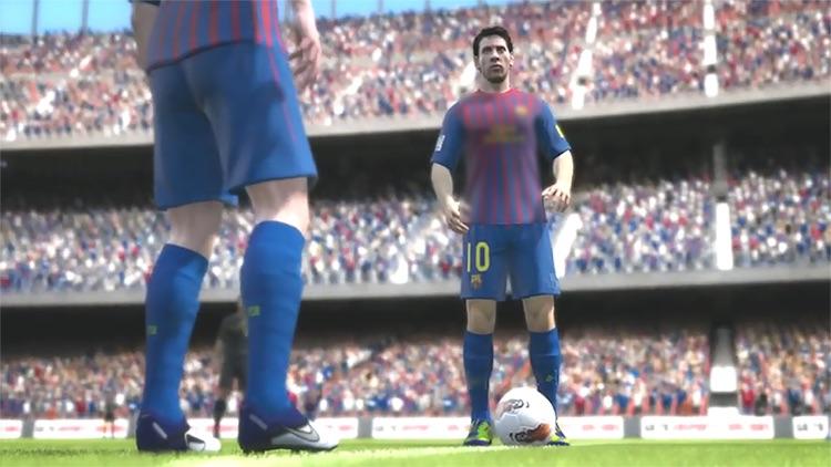 Soccer Stars Pro Football Game