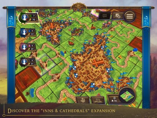 Carcassonne – Tiles & Tactics screenshot 14