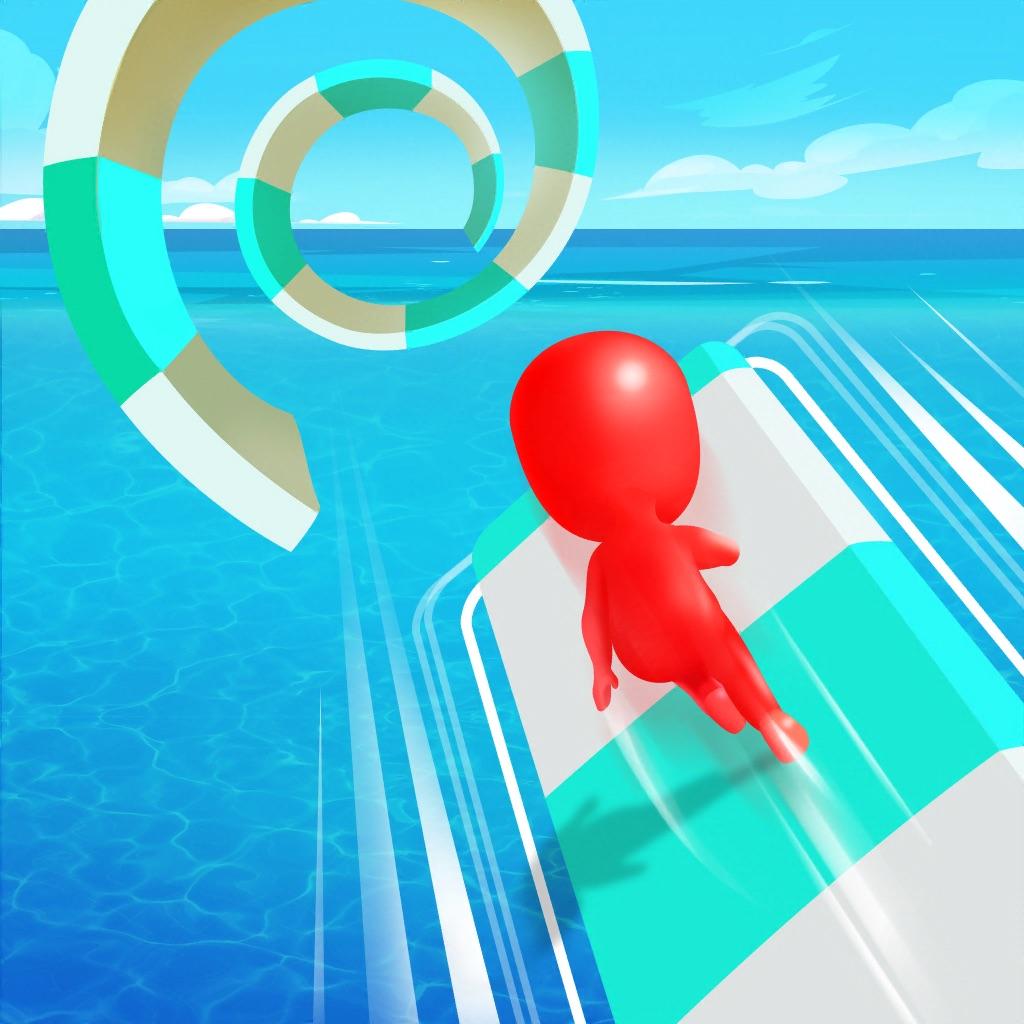 Aqua Dash: EDM Runner !!! hack