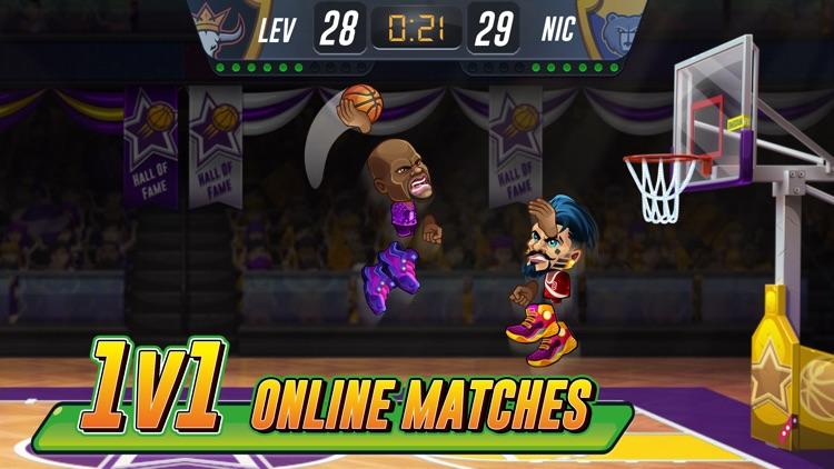Basketball Arena screenshot-0