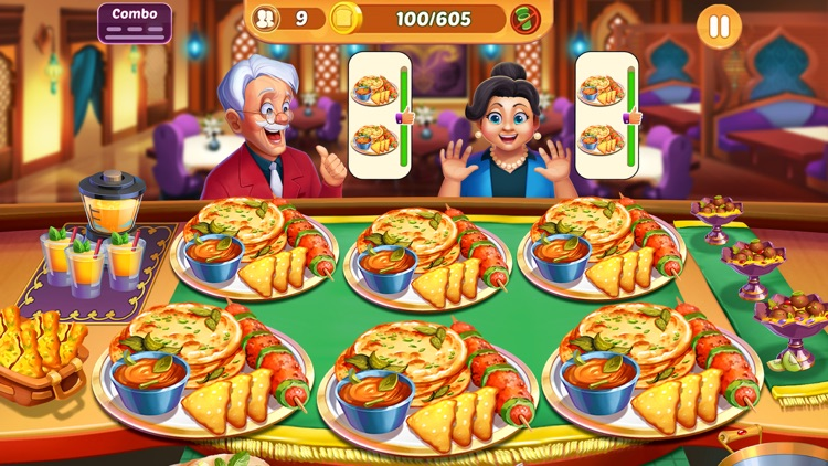Cooking Crush - Cooking Games screenshot-4