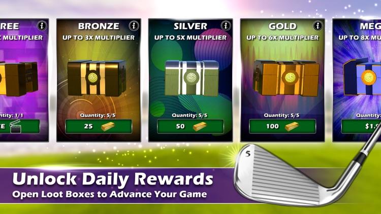 Golden Tee Golf: Online Games screenshot-5