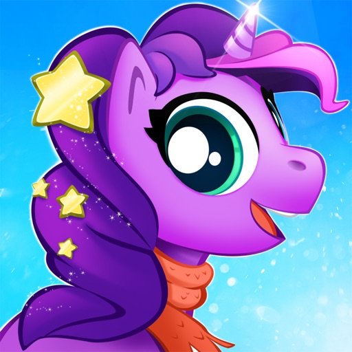 Unicorn Baby Care: Make up! download