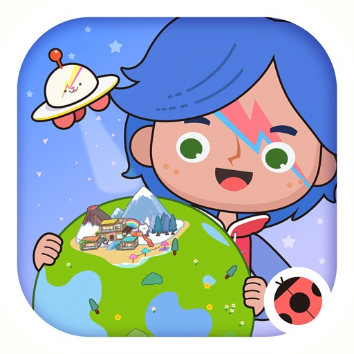 Miga Town: My World free software for iPhone and iPad